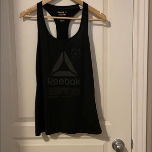 Reebok Activechill training top Black